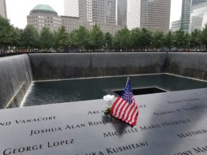 9.11メモリアル(ニューヨーク)