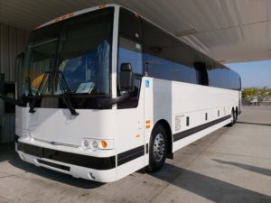 グレイハウンド・バス(オマハ~デンバー)