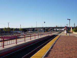 ダウンタウン・アルバカーキ駅