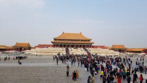 紫禁城太和殿(北京)