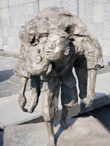 南京大虐殺記念館