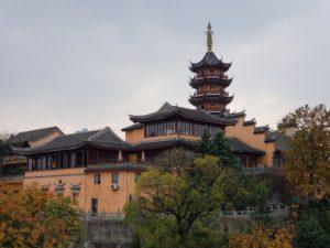 鶏鳴寺(南京)