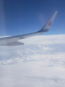 中国国際航空(上海~東京)