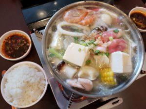 鍋料理(高雄)