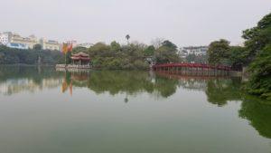 ホアンキエム湖(ハノイ)