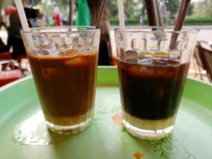 アイスコーヒー(ハノイ)