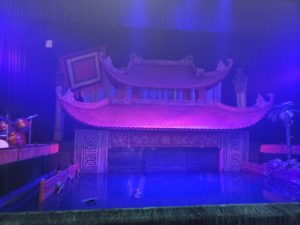 タンロン水上人形劇場(ハノイ)