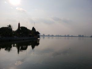 タイ湖(ハノイ)