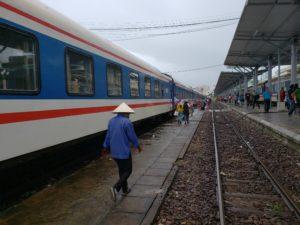 ベトナム統一鉄道(ハノイ~サイゴン)