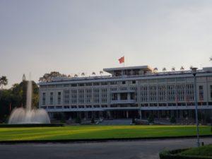 統一会堂(ホーチミン)