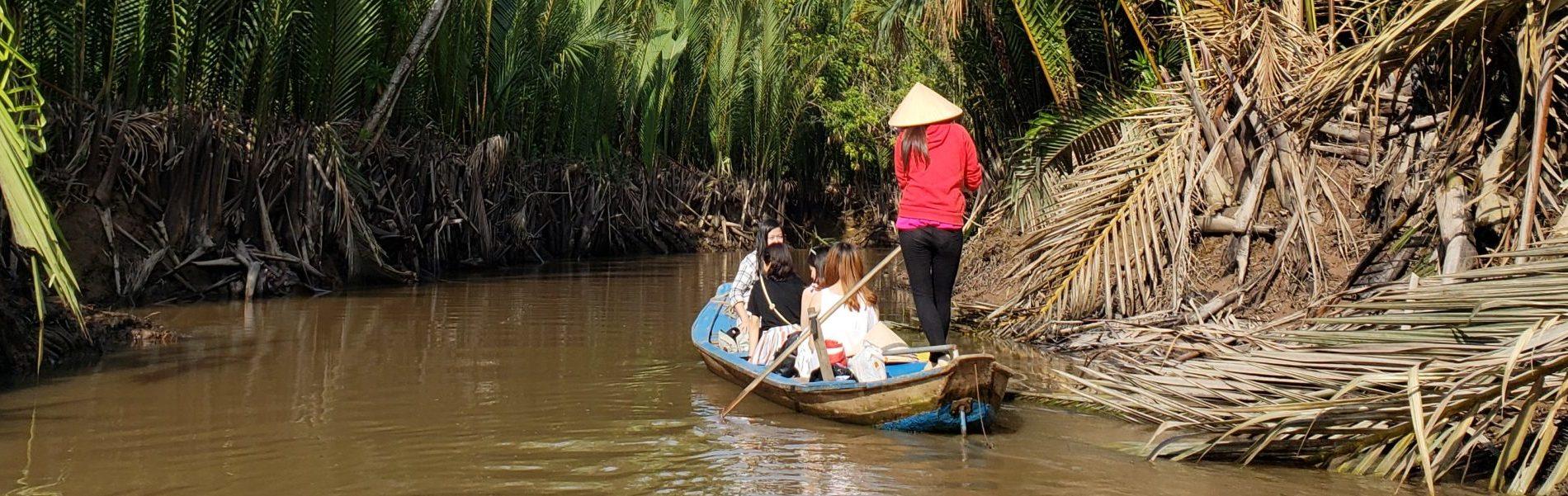 メコンデルタ(ベトナム)