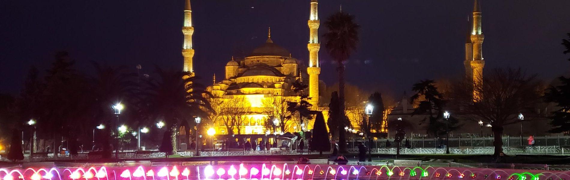 ブルーモスク(イスタンブール)